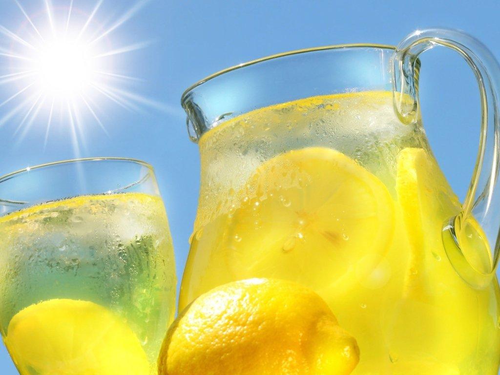 Целебная сила воды и лимона