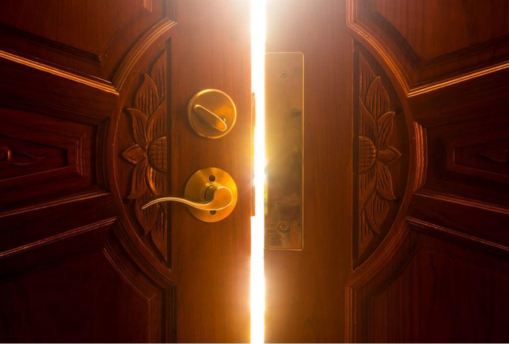Открой все двери!
