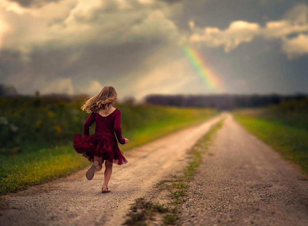 Навстречу к счастью мелкими шагами